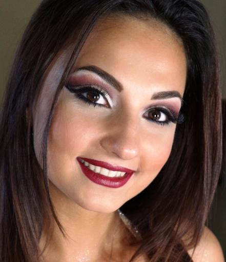 Arabic Makeup by Sarah ManciniMakeup